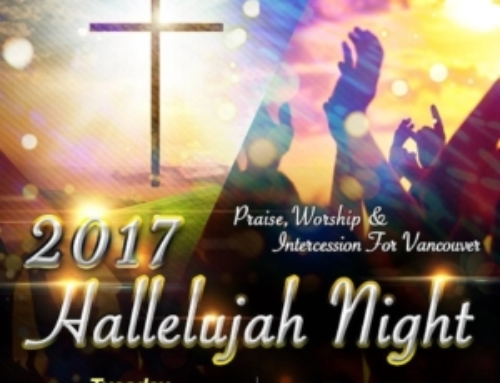 Hallelujah Night 2017