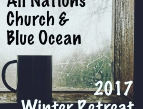 Blue Ocean&All Nations Winter Retreat 2017